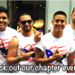 Xi Chapter Hermanos at NYC Puerto R...