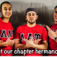 2013 – 2014 Xi Chapter Herman...